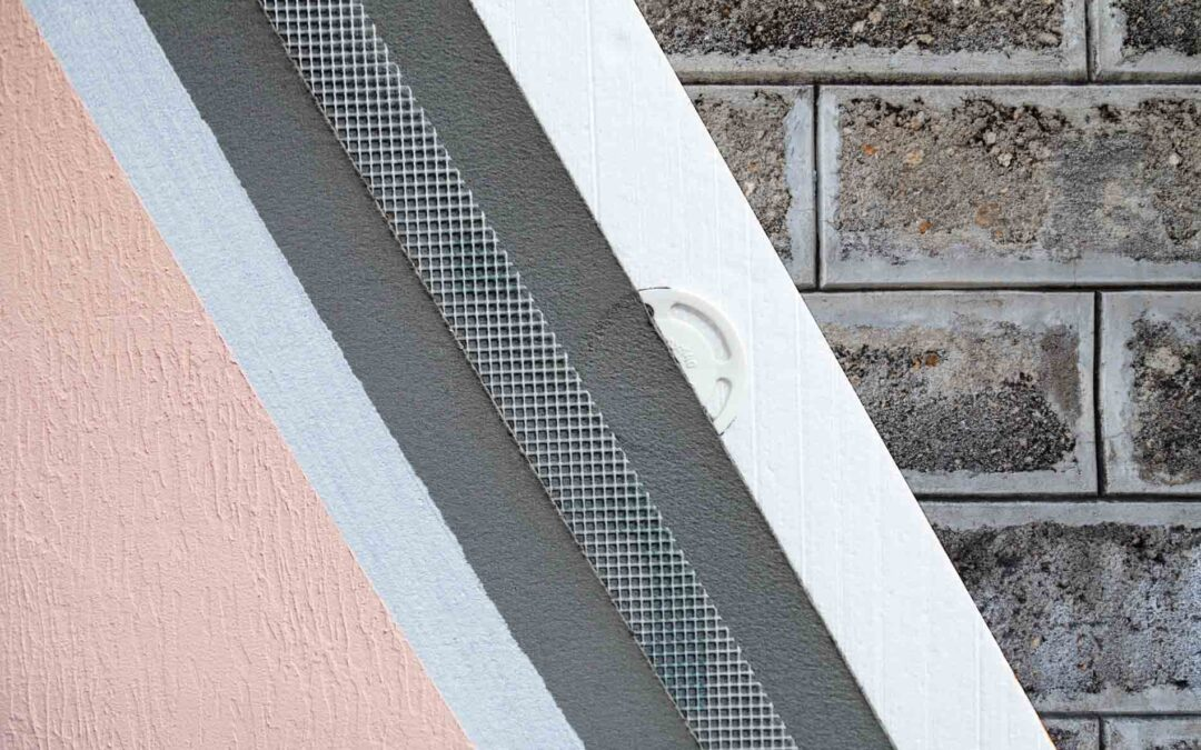 Manutenzione del cappotto termico contro il degrado degli edifici